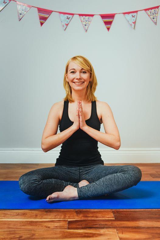 Yoga for Anxiety Workshop with Laura - YogaHub Phibsboro