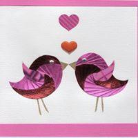 Paper Folding Card Workshop - Valentines Day