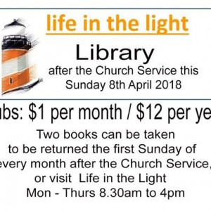Life in the Light Library