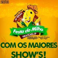 25032018  44 Festa do Milho de PiracicabaSP