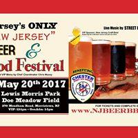 NJ Craft Beer &amp BBQ Food Fest (held in Morristown NJ)