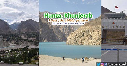 5 Days Tour to Hunza_Khunjerab.