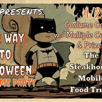 2nd Annual Halfway to Halloween Costume Party