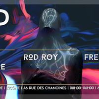 M.A.D w Ethereal Structure Rod Roy &amp Fred-H