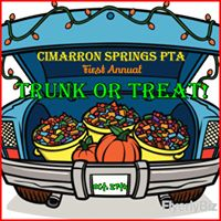 CSES PTA First Annual TRUNK OR TREAT