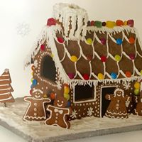 Gingerbread House Make Your Own