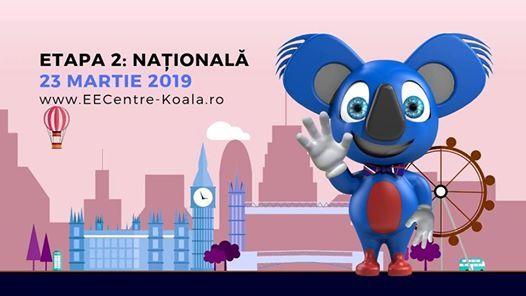 Concurs KOALA - etapa 2 Naional