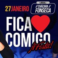 FICA COMIGO - A FESTA