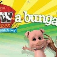 Cow-A-Bunga Vacation Bible School