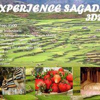 Experience Sagada - 3D2N