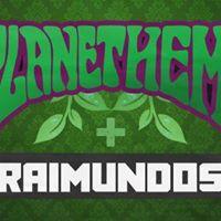 Planet Hemp e Raimundos - 0804 - Pavilho Vera Cruz