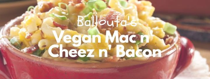 Vegan Mac n Cheez n Bacon Night