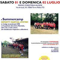 SummerCamp IMS 2017 VIII edizione