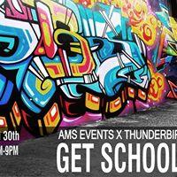 AMS Events x TDT Presents Get Schooled 3.0
