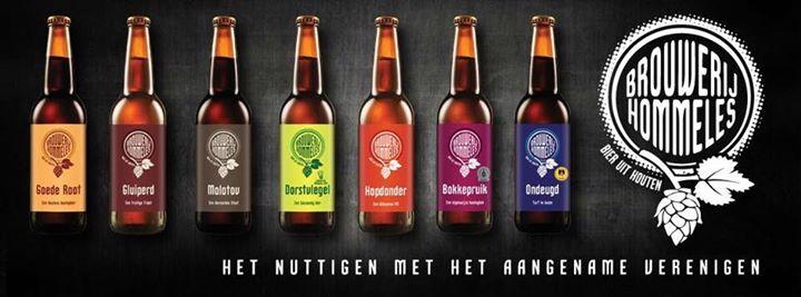 Afbeeldingsresultaat voor Hommeles bier