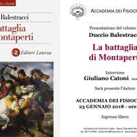 Presentazione volume La battaglia di Montaperti