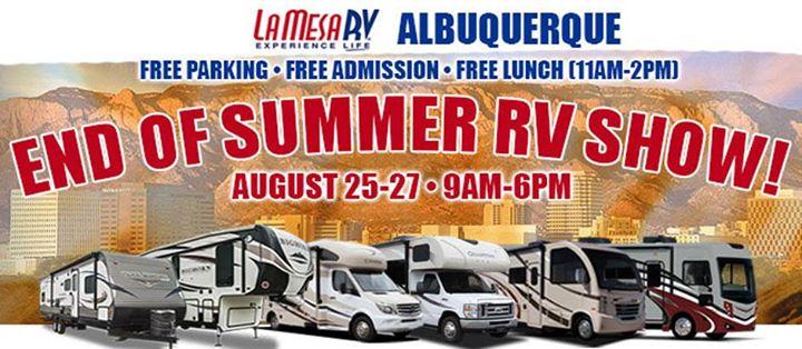 La Mesa Rv Albuquerque >> New Mexico Rv Show At La Mesa Rv Albuquerque Albuquerque