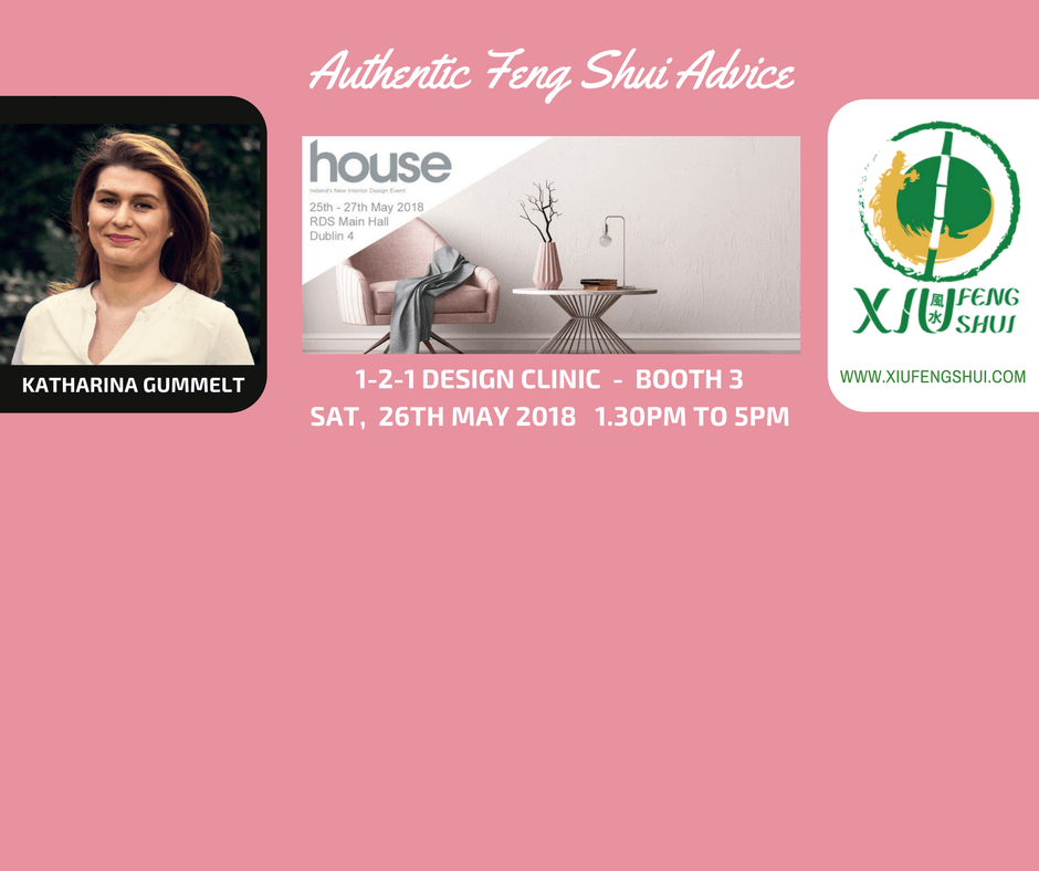 FREE Initial Authentic Feng Shui Consultation at house Show Dublin
