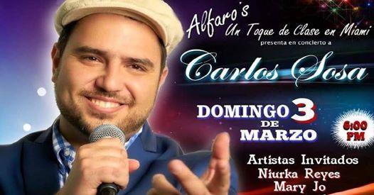 Carlos Sosa Crossing Over