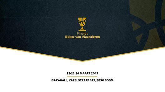 Finales Beker van Vlaanderen 2019