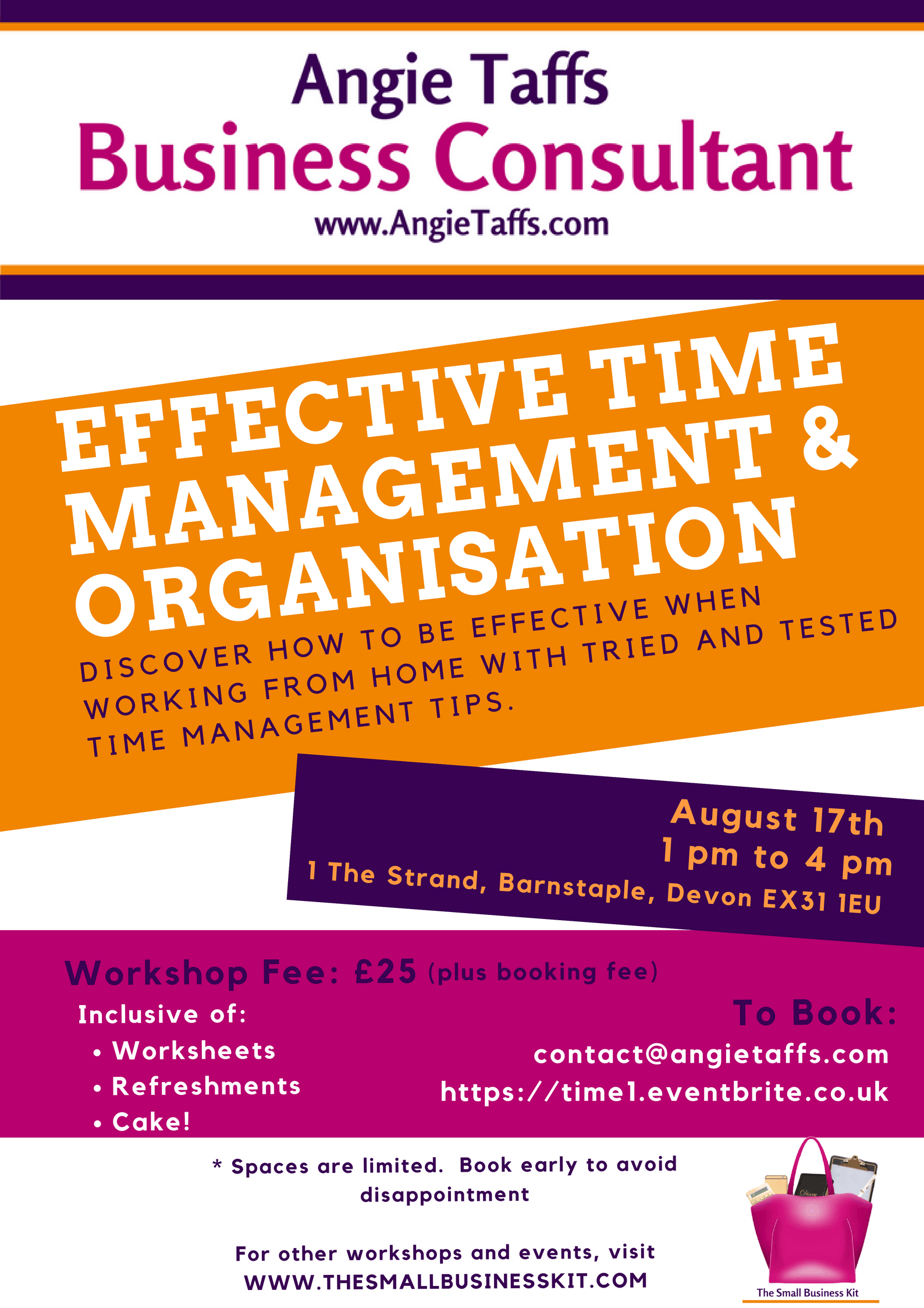 Effective Time Management and Organisation