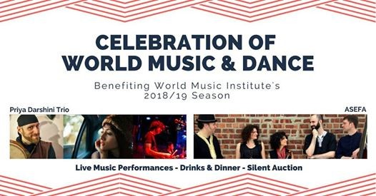 Celebration of World Music  Dance