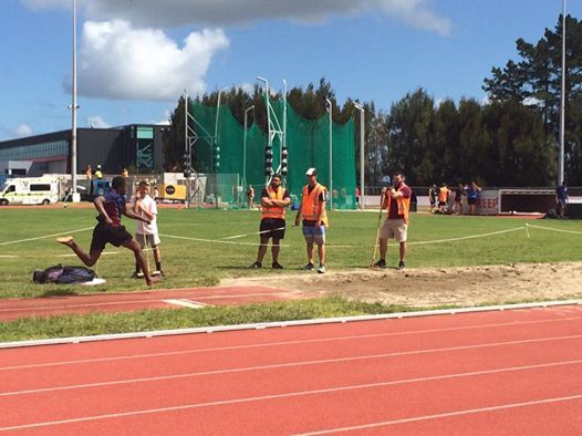 AJHS Year 9 and 10 Athletics Day