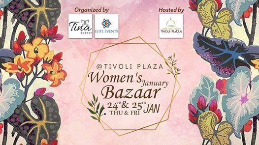 Womens January Bazaar