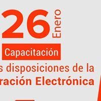 Nuevas Disposiciones de la Facturacin Electrnica