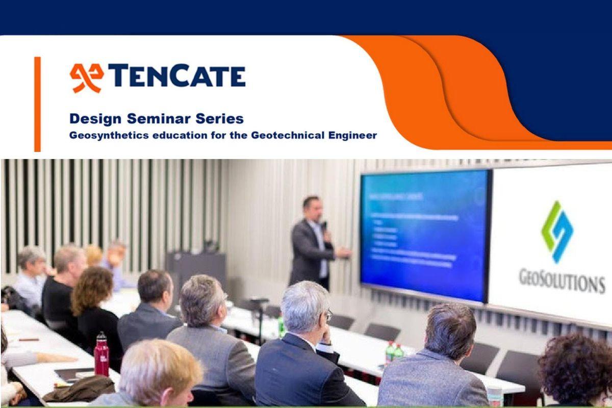 Geosynthetics Seminar hosted by Tencate Mirafi - Houston Area