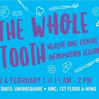 Second Health and Dental Information Session
