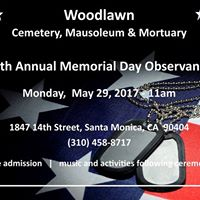 79th Annual Memorial Day Observance