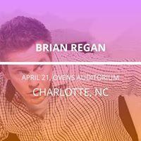 Brian Regan in Charlotte