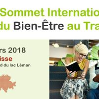 1er Sommet International du Bien-tre au Travail