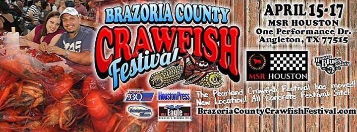 Brazoria County Crawfish Festival