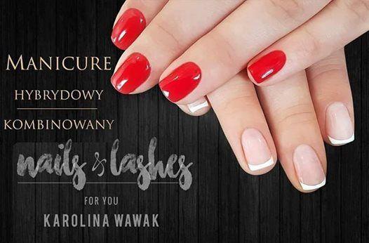 Manicure Kombinowany Bielsko-Biaa