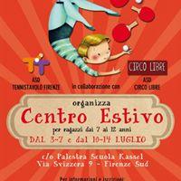 Centro Estivo Ping-Pong e Circo