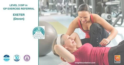 Level 3 Diploma GP Exercise Referral course