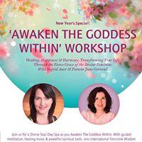 Awaken The Goddess Within with Ingrid Auer &amp Pamela Jane Gerrand
