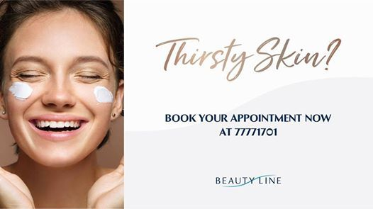 hirsty Skin Book a Personal Appointment with Clarins