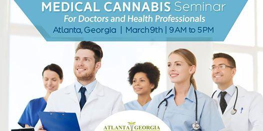 Medical Cannabis Doctors and Health Professionals seminar