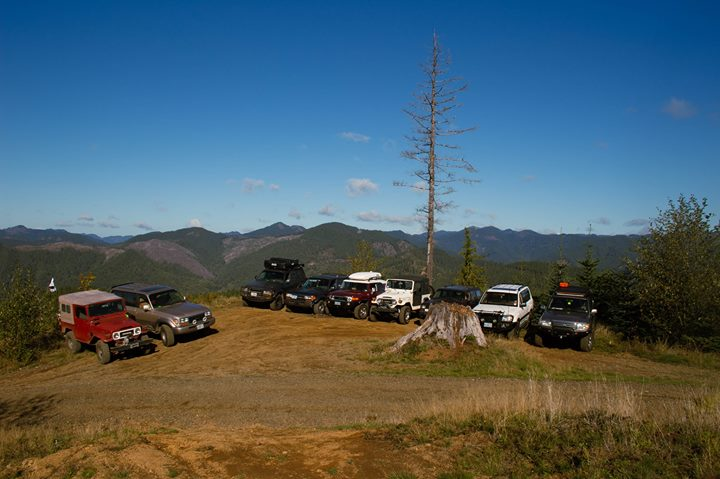 Cruisin The Woods 2017 With The Cascade Cruisers