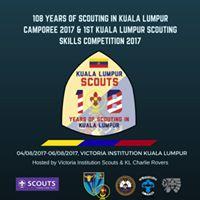 108 Years of Scouting in Kuala Lumpur Camporee 2017