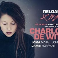 Charlotte de Witte at Reload Xmas Marco Polo