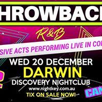 RnB Throwback Tour