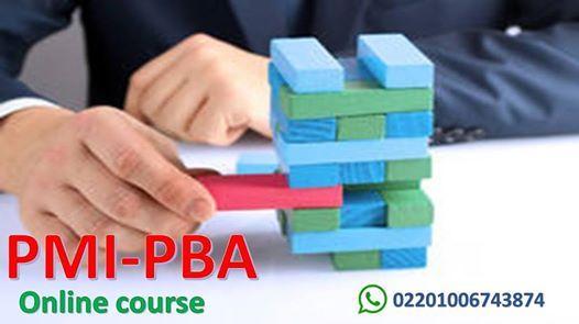 Pmi_pba preparation course online_live