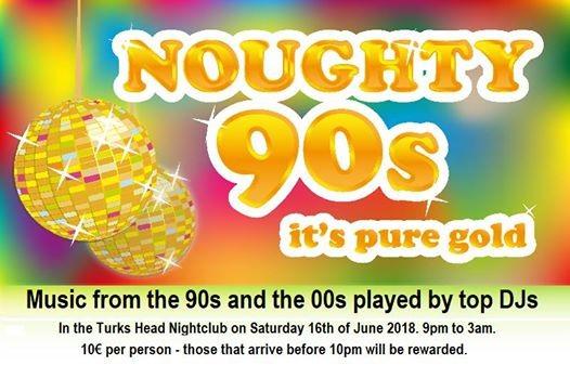 Noughty 90s Dublin