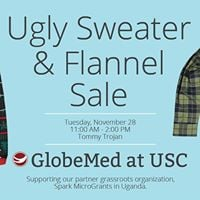 Ugly Sweater and Flannel Sale