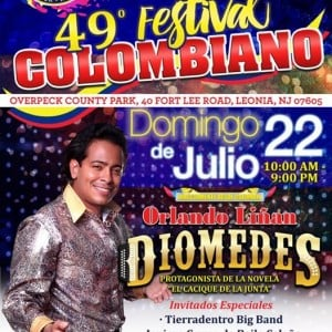 49th Festival Colombiano