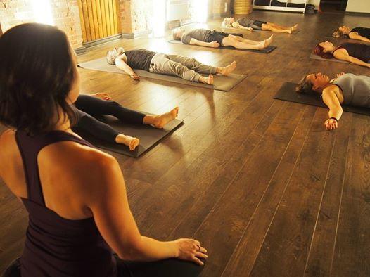 Yoga-Nidr Training